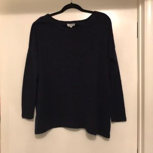 PIKO navy blue sweater